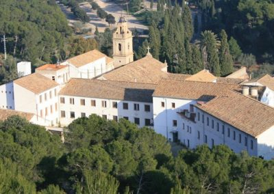 Rehabilitación Santo Espíritu Gilet (Valencia)