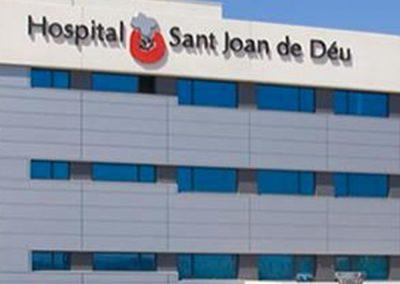 Hospital Sant Joan de Deu (Palma de Mallorca)